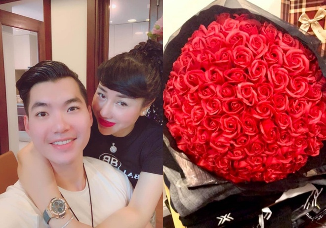 Truong Giang, Nha Phuong va Valentine cua nhung sao Viet moi ket hon hinh anh 4