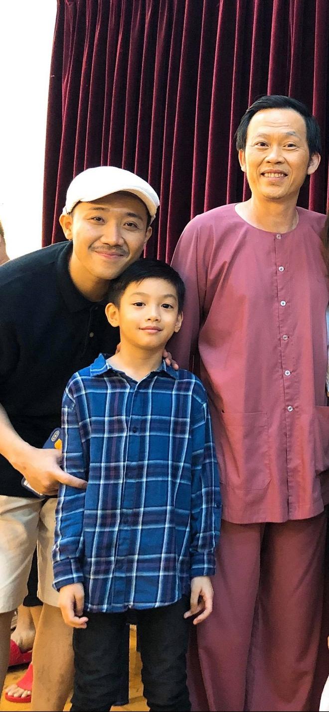 Con trai Cuong Do La - Ha Ho lon phong phao, hoc gioi, thich the thao hinh anh 11
