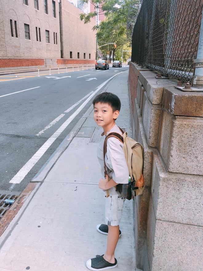 Con trai Cuong Do La - Ha Ho lon phong phao, hoc gioi, thich the thao hinh anh 12