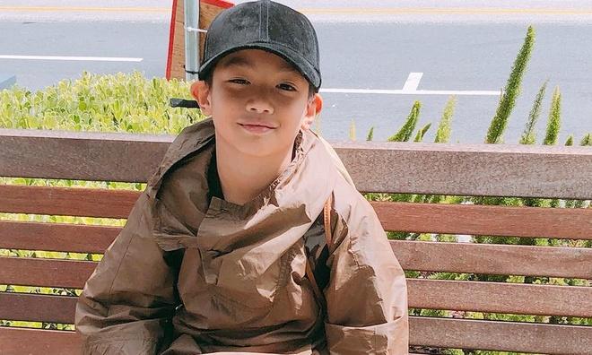 Con trai Cuong Do La - Ha Ho lon phong phao, hoc gioi, thich the thao hinh anh 15