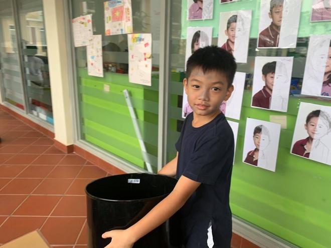 Con trai Cuong Do La - Ha Ho lon phong phao, hoc gioi, thich the thao hinh anh 8
