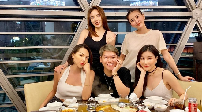 Ky Duyen va Minh Trieu anh 1