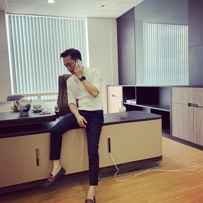 Cuong Do La thay doi the nao sau khi yeu va ket hon voi Dam Thu Trang? hinh anh 1