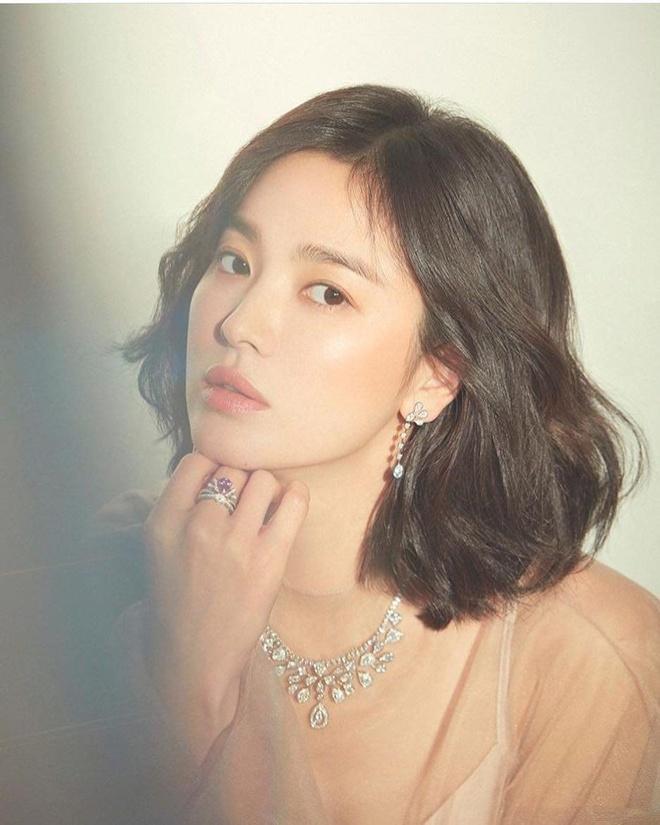 Song Joong Ki dang anh tinh cam voi Song Hye Kyo sau tin ngoai tinh? hinh anh 2