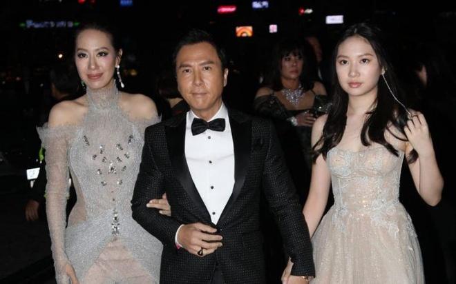 Lu Luong Vy: 'Vo chong Chan Tu Dan tuc gian, dung dung bo ve' hinh anh 1