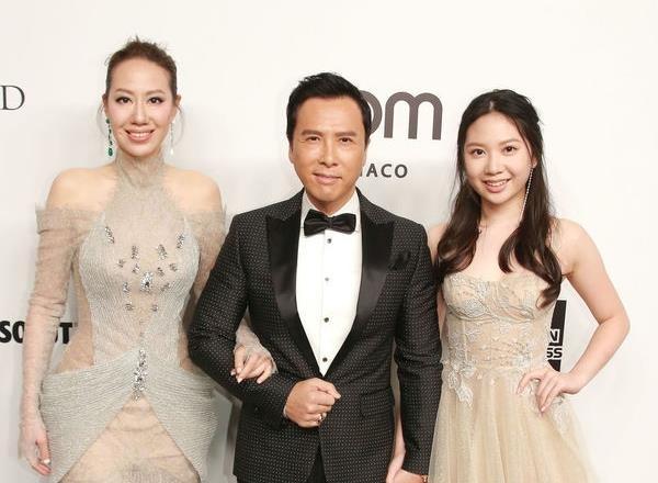 Lu Luong Vy: 'Vo chong Chan Tu Dan tuc gian, dung dung bo ve' hinh anh 3