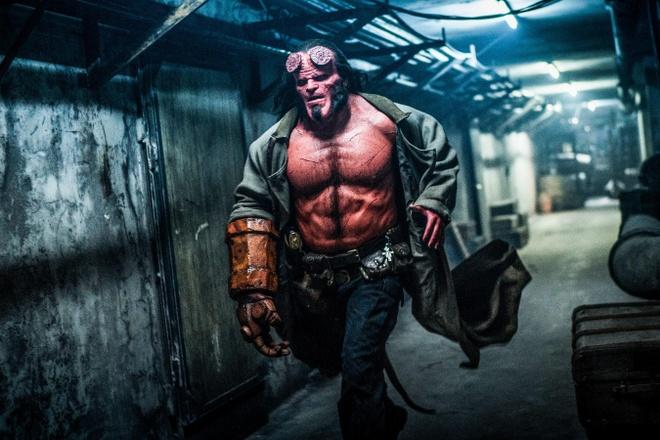 Vi sao bom tan sieu anh hung 'Hellboy' tro thanh tham hoa dien anh hinh anh 1