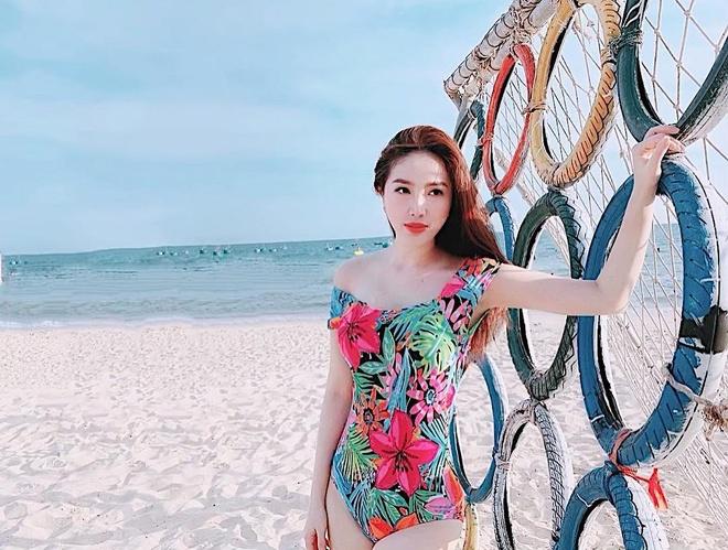 Dam Thu Trang - Cuong Do La khoe anh nghi le, Jun Vu goi cam o Ho Tram hinh anh 4
