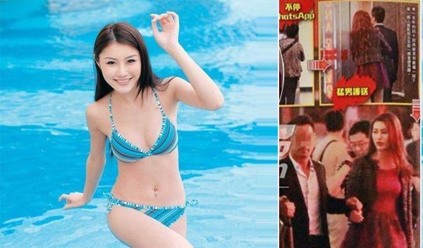 Sao nu TVB Hoang Tam Dinh anh 10