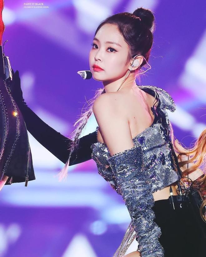 Jennie (Black Pink) - than tuong Han gay xon xang vi ve dep goi cam hinh anh 8