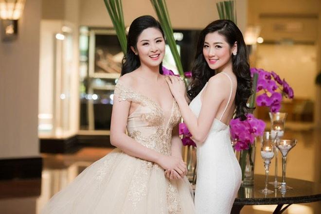 Hoa hau Ngoc Han lan hiem hoi dien bikini sau 9 nam dang quang hinh anh 6