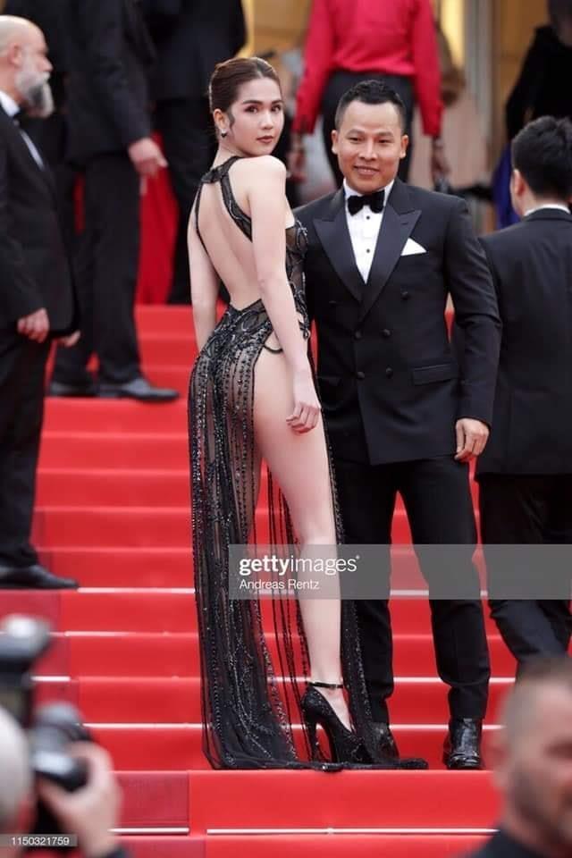 sao Viet tham do Cannes anh 4