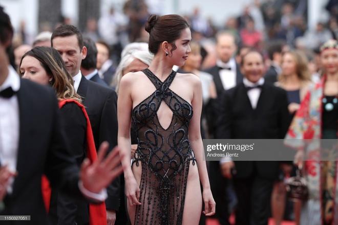 sao Viet tham do Cannes anh 2