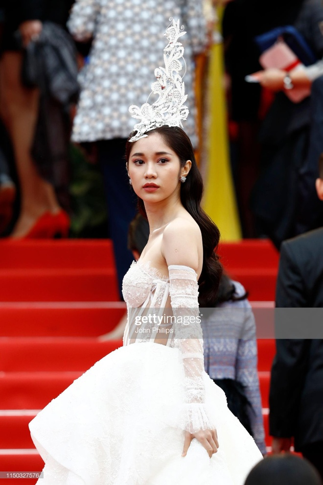 sao Viet tham do Cannes anh 6