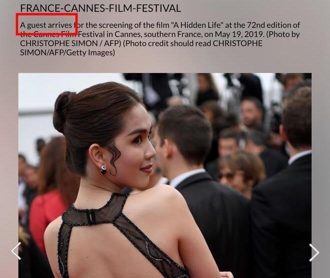 sao Viet tham do Cannes anh 3