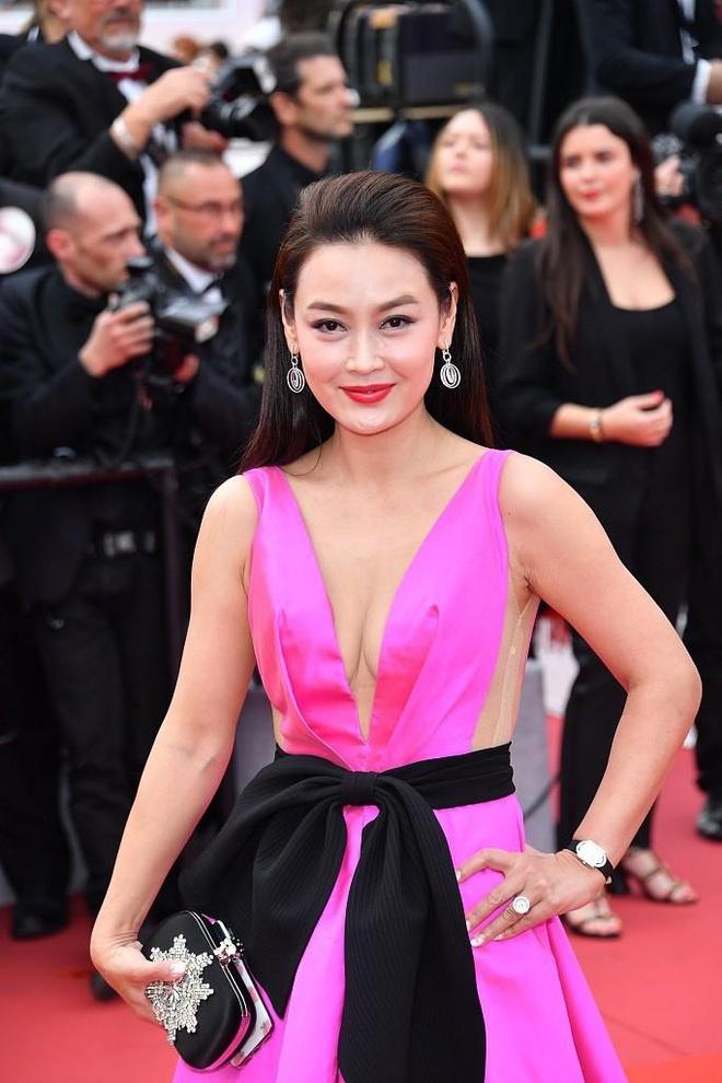 sao Viet tham do Cannes anh 10