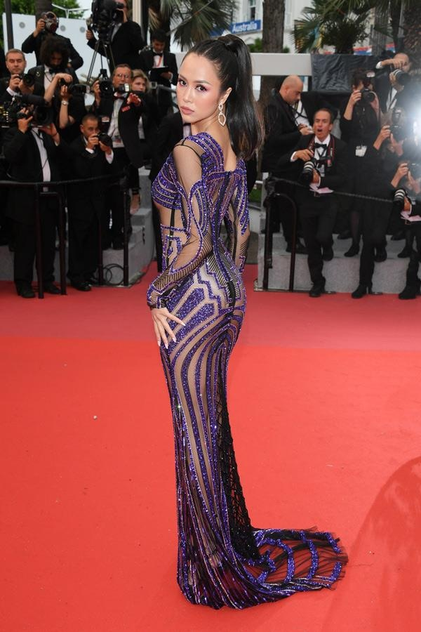 sao Viet tham do Cannes anh 7
