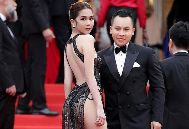 Bo truong Bo Van hoa: 'Ngoc Trinh mac phan cam, can len an gay gat' hinh anh 1