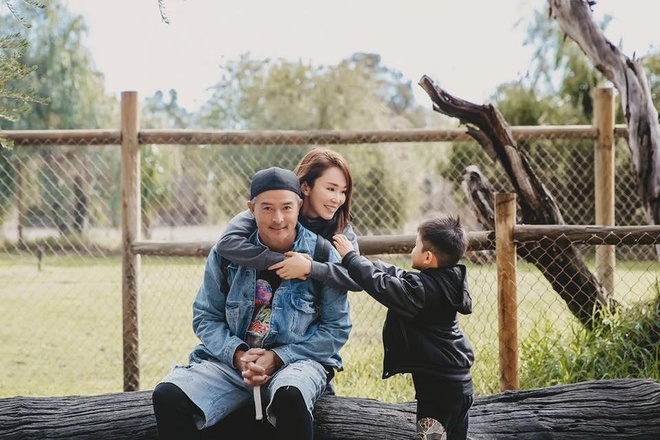 'Qua nhi, co co' Pham Van Phuong - Ly Minh Thuan du lich o Australia hinh anh 2