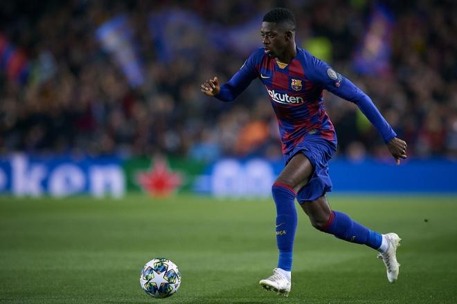Liverpool muốn giải cứu Ousmane Dembele khỏi Barca - Bóng đá Anh