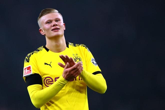 Erling Haaland,  Dortmund vs Bayern,  Bayern vs Dortmund,  Bayern,  Bayern Munich,  Dortmund,  Bundesliga anh 1