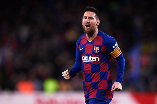 Lionel Messi,  Barcelona,  Josep Bartomeu,  La Liga,  Barca,  Champions League anh 1