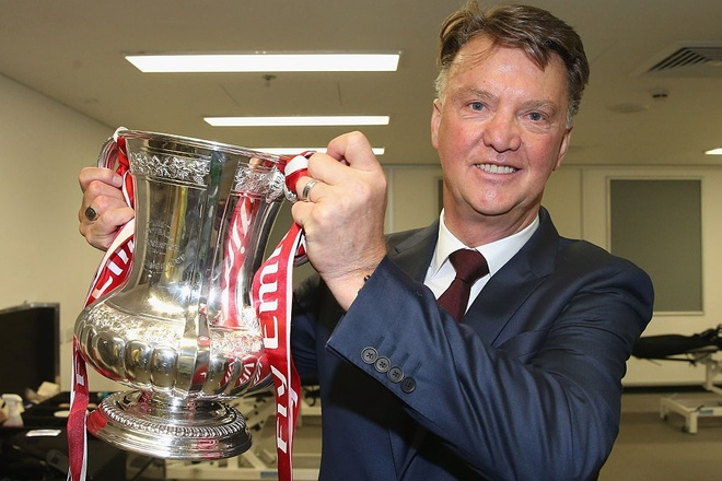 Van Gaal,  Man United,  Premier League,  MU anh 1