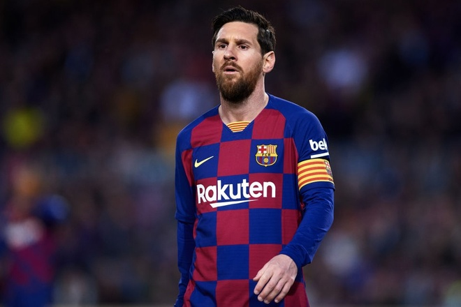 Lionel Messi,  Barca,  La Liga,  Barcelona anh 1