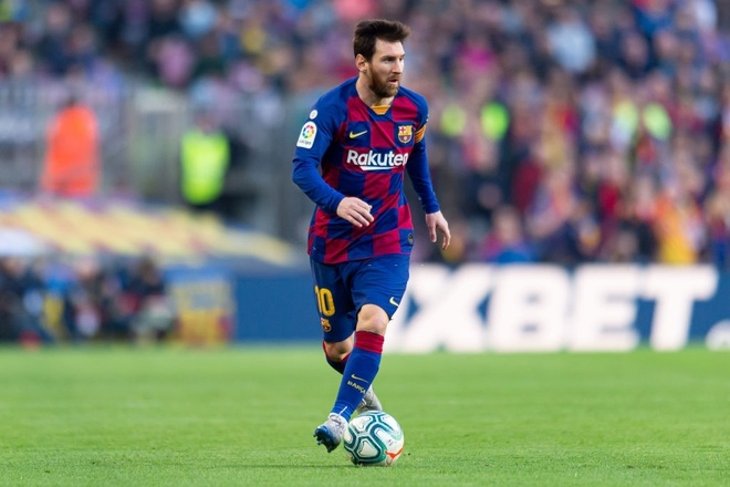 Lionel Messi, Barcelona anh 1