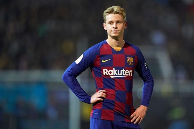 De Jong,  Barca,  La Liga,  Barcelona anh 1