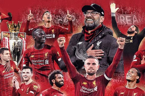 Liverpool - từ nỗi đau 30 năm đến nhà vô địch Premier League ...
