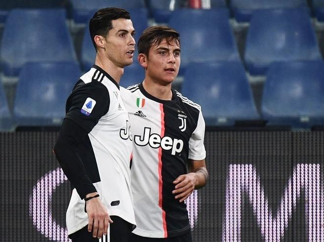Juventus chọn Dybala làm đội trưởng nếu Ronaldo ra đi Paulo_Dybala_Cristiano_Ronaldo1