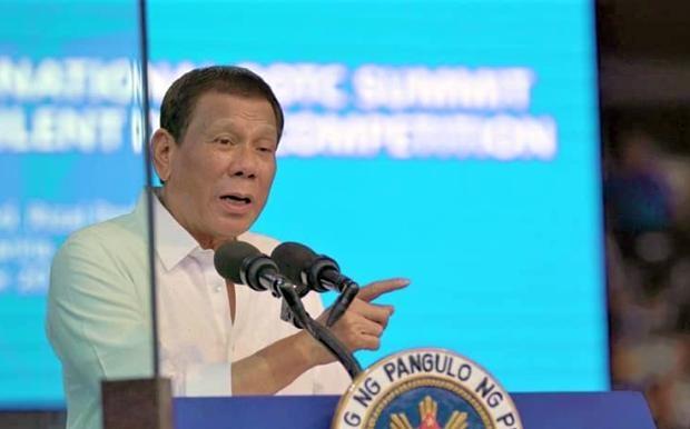 Ong Duterte: 'Toi se bat cac ty phu Philippines phai ngoi tu' hinh anh 1 20191220_Rodrigo_Duterte.jpg