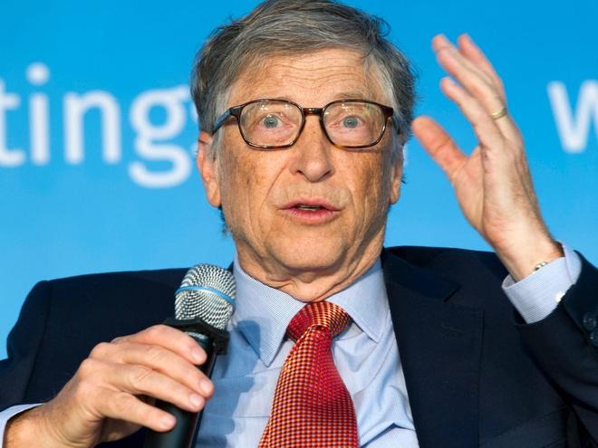 Bill Gates doi pho Covid-19 anh 1