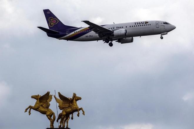 Thai Airways yeu cau pha san anh 1