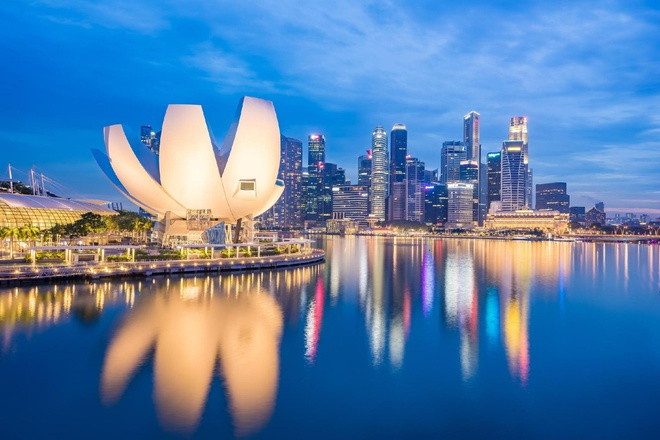 Singapore thay the Hong Kong anh 2