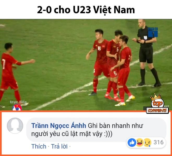 Anh che Bui Tien Dung 'khong co gi de bat' trong tran gap U23 Brunei hinh anh 2