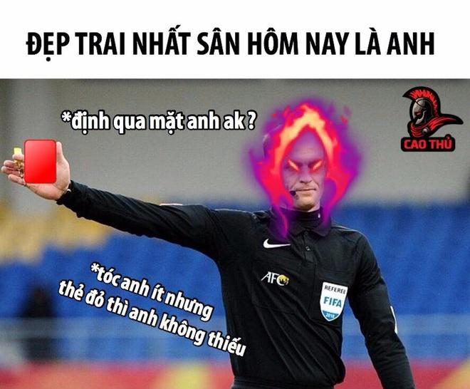 Anh che Bui Tien Dung 'khong co gi de bat' trong tran gap U23 Brunei hinh anh 9
