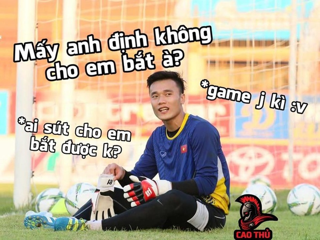 Anh che Bui Tien Dung 'khong co gi de bat' trong tran gap U23 Brunei hinh anh 3