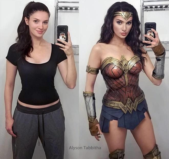 Nu cosplayer hoa trang y het ban goc, den than thai cung giong 100% hinh anh 6