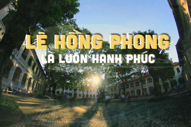 Trường cấp 3 ở Sài Gòn và những điều dễ thương ít người biết