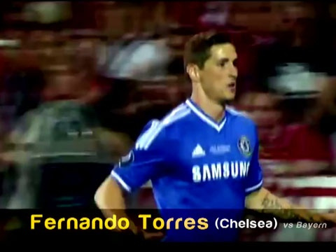Torres tro lai trong top 10 ban thang dep nhat tuan qua hinh anh