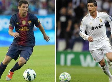 Man trinh dien cua Messi, Ronaldo, Neymar o El Clasico hinh anh
