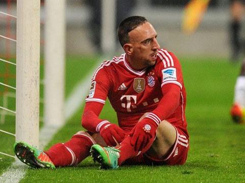 Bayern co nguy co mat ngoi sao so 1 trong tran gap Arsenal hinh anh