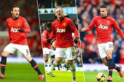 Mata va Rooney - hung than cua Arsenal dem nay hinh anh