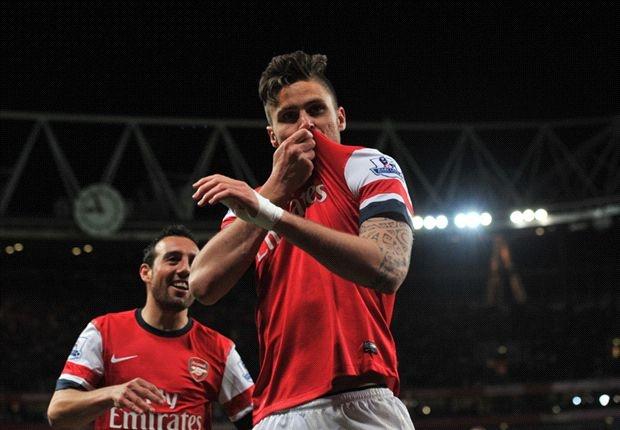 Giroud keu goi M.U giup Arsenal hinh anh