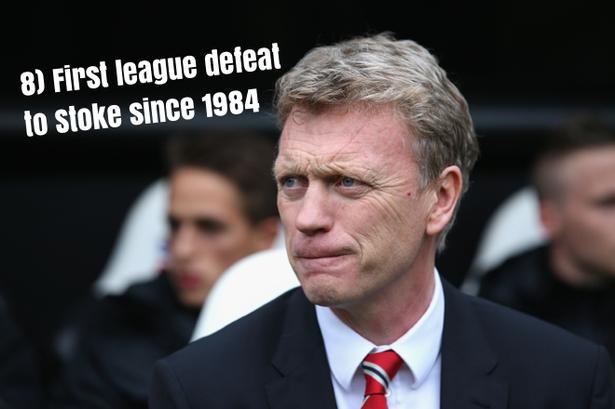 8.Lần đầu tiên thua Stoke ở giải vô địch quốc gia kể từ năm 1984.