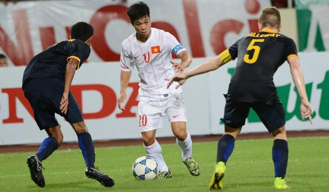 Cong Phuong duoc bao Anh vi la Messi Viet Nam hinh anh