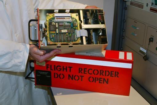 Lực lượng gìn giữ hòa bình của Liên Hợp Quốc đã tìm thấy chiếc hộp đen thứ hai của máy bay MD -83 gặp nạn hôm 24/7. Ảnh minh họa: phys.org