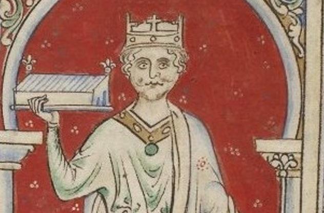10 nha lanh dao chet bi an (ky 1) hinh anh 1 Một tranh chân dung của vua William II. Ảnh: blogspot.com